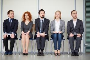 úspešný pracovný pohovor