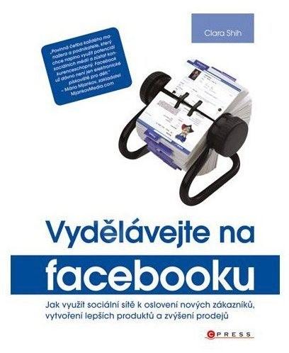Vydelavajte na facebooku