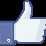 ako dávať zľavy, facebook tlačítko