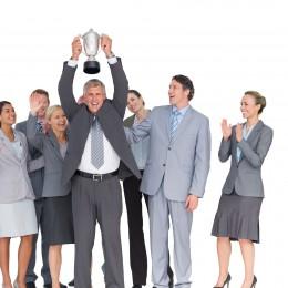 zaplatiť cenu za úspech, pozitívne myslenie, víťaz