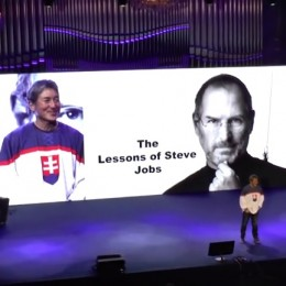 lekcie steve Jobs, guy kawasaki
