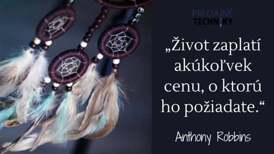 Anthony Robbins citat