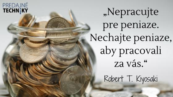 Robert Kiyosaky citát